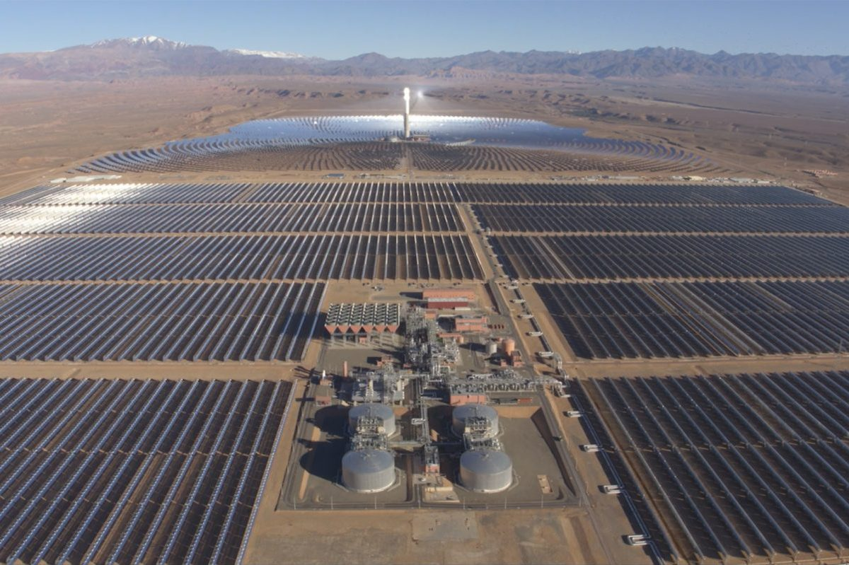 Finances Ready for the 5th Phase of Large Solar Park in Dubai
