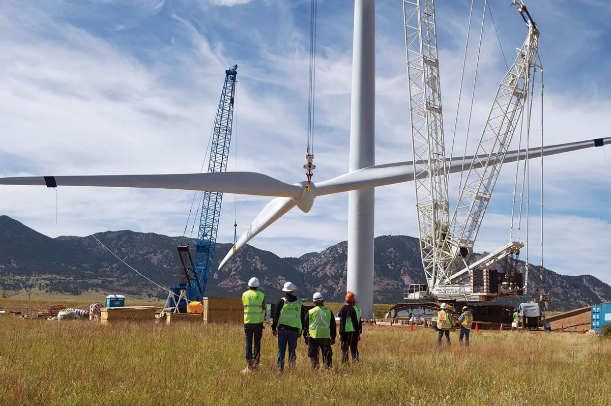 Masdar and Infinity Energy Work Together for Wind Energy Projects