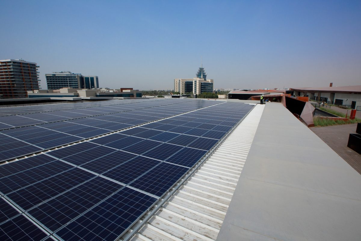 A Decrease in Solar Energy Expenses in UAE Can Increase the Demand